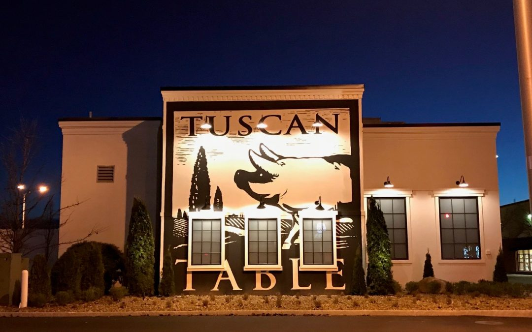 HCB Client, Tuscan Table Restaurant a Success