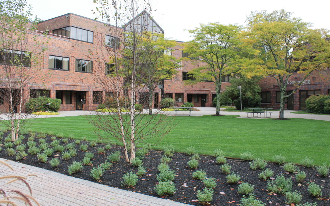 Recent Upgrades Boost Activity at Southborough Office Park