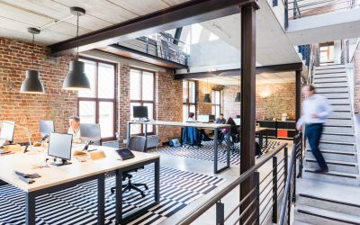 Current Office Design Trends